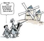 La finance, ennemi désigné du candidat Hollande