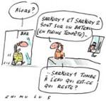 Sarkozy capitaine du bateau France
