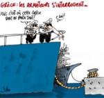 Grèce : les armateurs et l'impôt