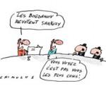 Les frères Bogdanov soutiennent Nicolas Sarkozy