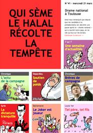 Couverture du numéro 41 d'Urtikan.net