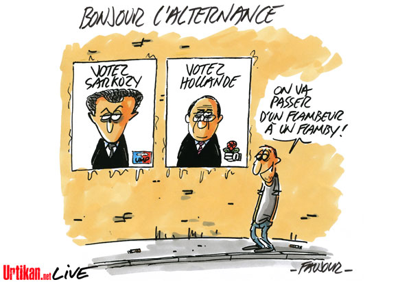 Hollande, le changement tranquille