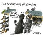 Dix nouvelles arrestations d'islamistes présumés