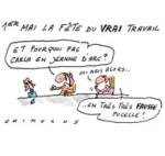 Polémique autour du 1er-Mai de Nicolas Sarkozy