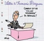 Hollande et Sarkozy répondent à la lettre de François Bayrou