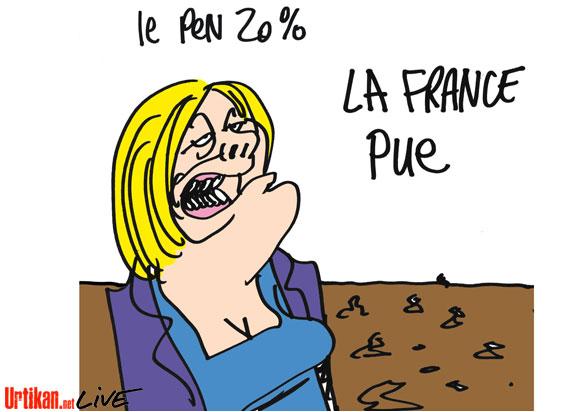 Le Pen, père et fille