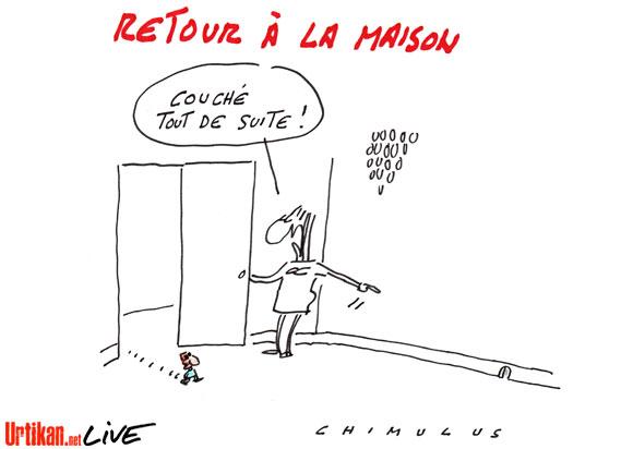 21h30, mais où est passé Sarkozy ?