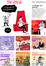 Couverture du numéro 42 d'Urtikan.net