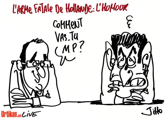 Hollande ouvre les vannes