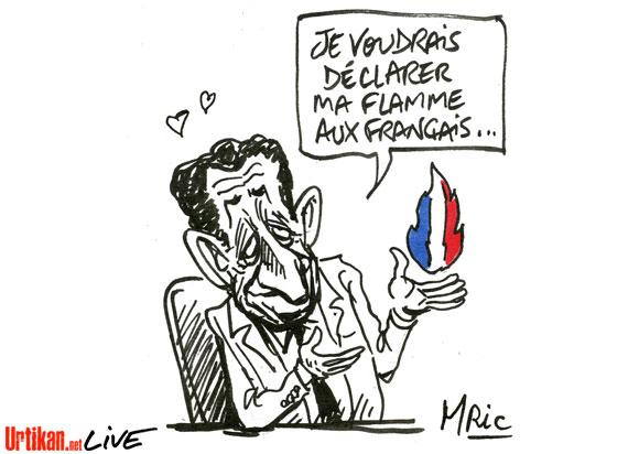 """Nicolas Sarkozy : """"Je veux parler aux électeurs de Marine Le Pen, sans me boucher le nez"""""""