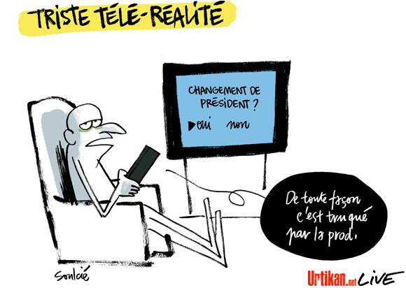Pour Hollande tapez 6 mai