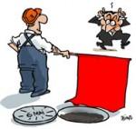 Sarkozy aux syndicats: «Posez le drapeau rouge et servez la France»
