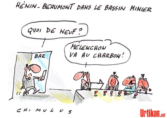 Hénin-Beaumont: Jean-Luc Mélenchon a tout à y gagner