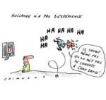 Camp David: Hollande seul en cravate