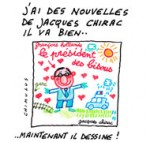 François Hollande : Je suis le Président des bisous