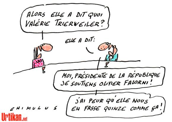 Tweet de Valérie Trierweiler : la polémique
