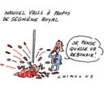 Défaite de Ségolène Royal