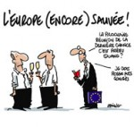 L'Europe fait un premier pas vers une union bancaire
