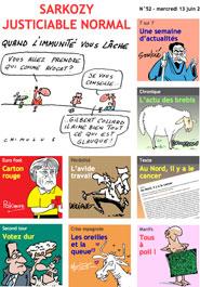 Couverture du numéro 52 d'Urtikan.net