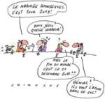 Mariage gay : Ayrault assure que l'engagement sera tenu