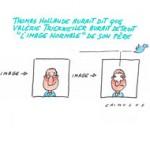 Tweet de Trierweiler : Thomas Hollande se dit peiné pour son père