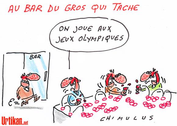 Jeux Olympiques 2012 : Top départ !