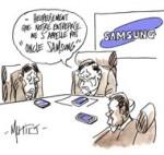 Victoire d'Apple contre Samsung