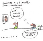 Hollande au 20 heures de TF1 pour rassurer et convaincre