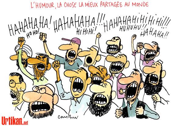 Le premier ministre s'inquiète de caricatures de Mahomet parues dans «Charlie Hebdo»