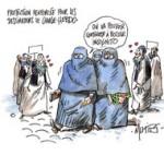 Charlie Hebdo est placé sous protection policière.