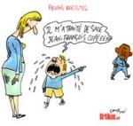 «Racisme anti-Blanc» : SOS Racisme accuse Copé de «poser les bases d'une alliance avec le FN»