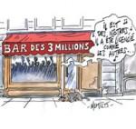 Plus de 3 millions de chômeurs en France