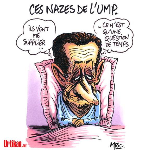 UMP: et si le duel Fillon-Copé profitait à... Sarkozy?