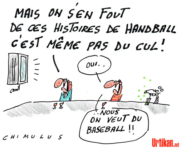 Handball - Montpellier : faute sportive ou infraction pénale ?
