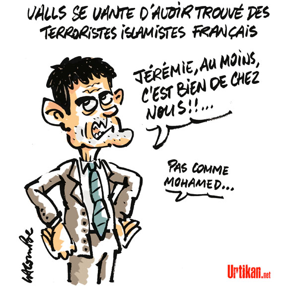Terrorisme: Manuel Valls appelle à la dénonciation