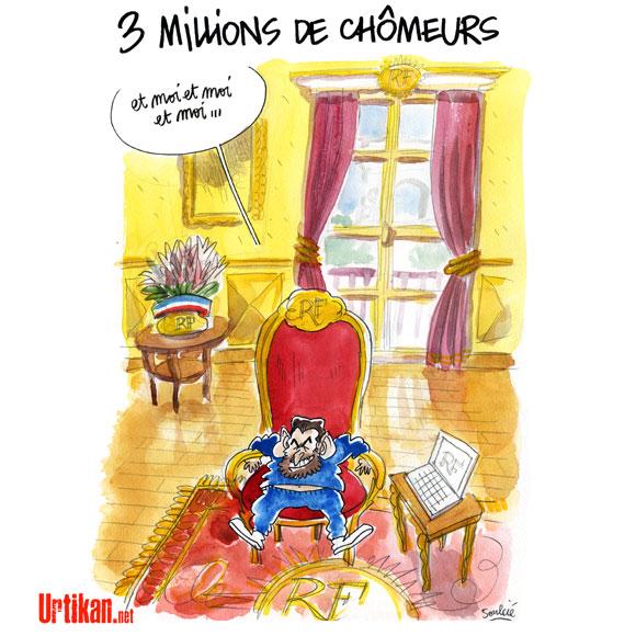 Le cumul de Nicolas Sarkozy : retraite dorée et conférence en or