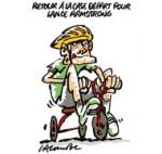 Lance Armstrong déchu de ses titres par l'UCI