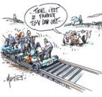 Lancement des TGV low cost dès avril 2013