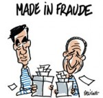 UMP - Fillon - Copé: fraudes supposées