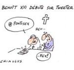 Le Pape se dit «heureux d'être sur Twitter»