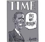 Obama : la personne de l'année de « Time Magazine »