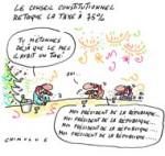 Camouflet pour Hollande, la taxe à 75% annulée par le Conseil constitutionnel