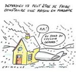 En Mordovie, Depardieu se voit offrir une maison et un poste de ministre