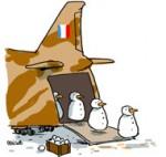 A la Une : l'Algérie, le Mali et… la neige !