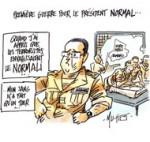 Hollande au Mali : la mission française va durer «encore quelques semaines»