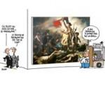 Le Louvre-Lens rassurant, la Liberté guidant le peuple a été restauré