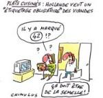 Salon de l'agriculture: Hollande rassure et annonce des mesures