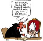 La démission du pape Benoît XVI prend effet ce jeudi