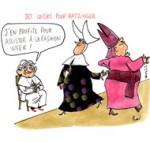 C'est comment, une retraite papale ?