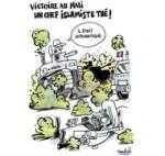 Le diesel Français tue... même au Mali ?